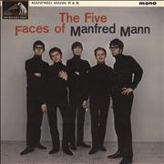 Click here for more info about 'Manfred Mann - The Five Faces Of Manfred Mann - 1st'