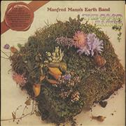 Click here for more info about 'Manfred Mann - The Good Earth - 1st - EX'