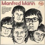 Click here for more info about 'Manfred Mann - The Greatest'