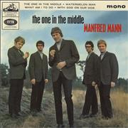 Click here for more info about 'Manfred Mann - The One In The Middle EP - EX'