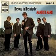 Click here for more info about 'Manfred Mann - The One In The Middle EP - VG'