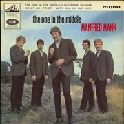 Click here for more info about 'Manfred Mann - The One In The Middle EP'