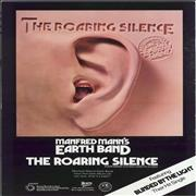 Click here for more info about 'Manfred Mann - The Roaring Silence + Ticket'