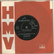 Click here for more info about 'Manfred Mann - You Gave Me Somebody To Love'