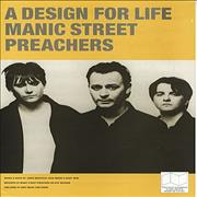 Click here for more info about 'Manic Street Preachers - A Design For Life'