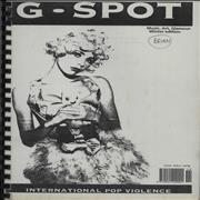 Click here for more info about 'Manic Street Preachers - European Tour 1992 - G-Spot Cover'