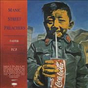 Click here for more info about 'Manic Street Preachers - Faster/P.C.P.'