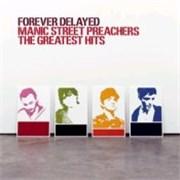 Manic Street Preachers Forever Delayed - The Greatest Hits UK 2-LP vinyl set