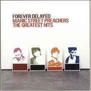 Click here for more info about 'Manic Street Preachers - Forever Delayed - The Greatest Hits'