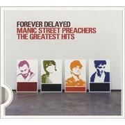 Manic Street Preachers Forever Delayed: The Greatest Hits Australia CD album
