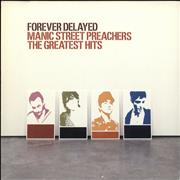 Click here for more info about 'Manic Street Preachers - Forever Delayed'