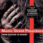 Click here for more info about 'Manic Street Preachers - From Despair To Where'