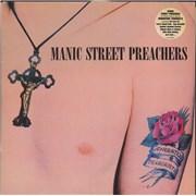 Manic Street Preachers Generation Terrorists UK 2-LP vinyl set
