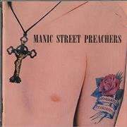 Manic Street Preachers Generation Terrorists UK CD album