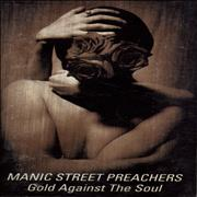Click here for more info about 'Manic Street Preachers - Gold Against The Soul'