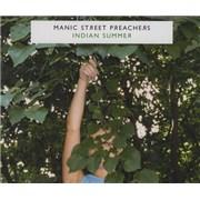 Manic Street Preachers Indian Summer UK 2-CD single set