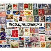 Click here for more info about 'Manic Street Preachers - (It's Not War) Just The End Of Love'