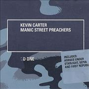 Click here for more info about 'Manic Street Preachers - Kevin Carter - CD 1'