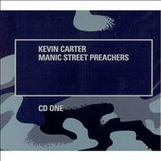 Manic Street Preachers Kevin Carter Austria CD single