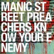 Manic Street Preachers Know Your Enemy Japan CD album