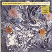 Click here for more info about 'Manic Street Preachers - La Tristesse Durera + Poster'