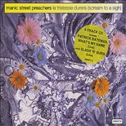 Click here for more info about 'Manic Street Preachers - La Tristesse Durera - EX'