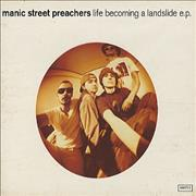Click here for more info about 'Manic Street Preachers - Life Becoming A Landslide E.P.'
