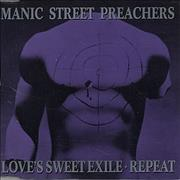 Click here for more info about 'Manic Street Preachers - Love's Sweet Exile'