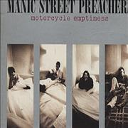 Click here for more info about 'Manic Street Preachers - Motorcycle Emptiness - EX'