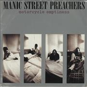 Click here for more info about 'Manic Street Preachers - Motorcycle Emptiness'