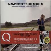 Click here for more info about 'Manic Street Preachers - National Treasures - The Selected Singles / Sealed'