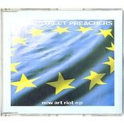 Manic Street Preachers New Art Riot - picture CD UK CD single
