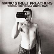 Manic Street Preachers Postcards From A Young Man - Sealed UK vinyl LP