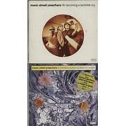 Manic Street Preachers Quantity of Eight Digipak CD Singles 1992-93 UK CD single