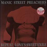 Click here for more info about 'Manic Street Preachers - Repeat - Gatefold'