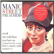 Click here for more info about 'Manic Street Preachers - Revol - Both Parts'