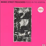 Click here for more info about 'Manic Street Preachers - Roses In The Hospital - EX'