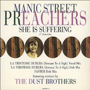 Click here for more info about 'Manic Street Preachers - She Is Suffering - CD2'
