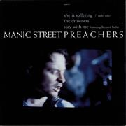 Click here for more info about 'Manic Street Preachers - She Is Suffering - EX'