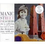 Manic Street Preachers She Is Suffering - Part 1 UK CD single