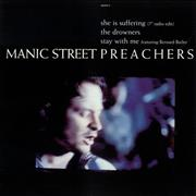 Click here for more info about 'Manic Street Preachers - She Is Suffering'