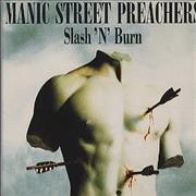 Click here for more info about 'Manic Street Preachers - Slash 'N' Burn'