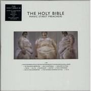 Manic Street Preachers The Holy Bible 20 UK box set