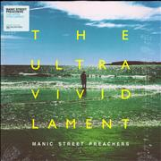 Click here for more info about 'Manic Street Preachers - The Ultra Vivid Lament - 180gm Yellow Vinyl - Sealed'