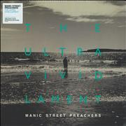 Click here for more info about 'Manic Street Preachers - The Ultra Vivid Lament - 180gm Vinyl - Sealed'