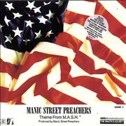 Click here for more info about 'Manic Street Preachers - Theme From M.A.S.H. (Suicide Is Painless)'