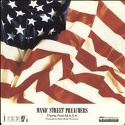 Click here for more info about 'Manic Street Preachers - Theme From M.A.S.H.'
