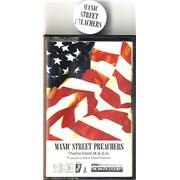 Manic Street Preachers Theme From Mash + Badge UK cassette single