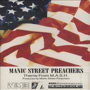 Click here for more info about 'Manic Street Preachers - Theme From Mash'