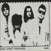Click here for more info about 'Manic Street Preachers - UK Tour 1992'